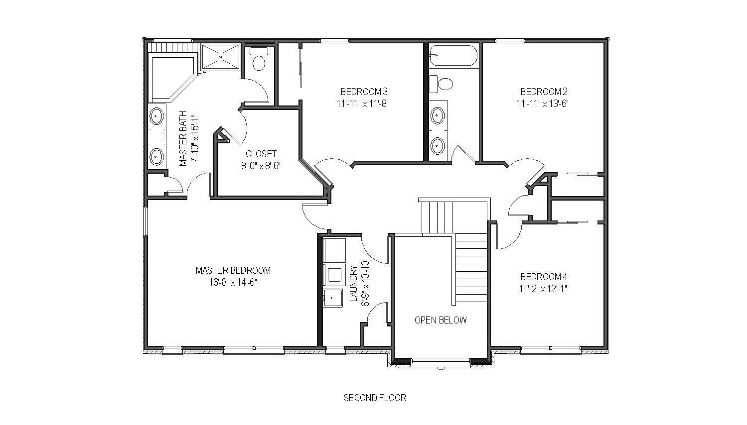 Brentwood Second Floor