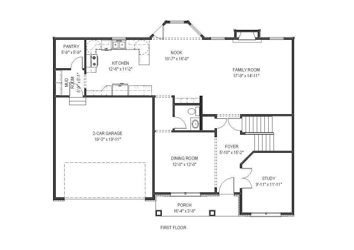 Kenworth First Floor