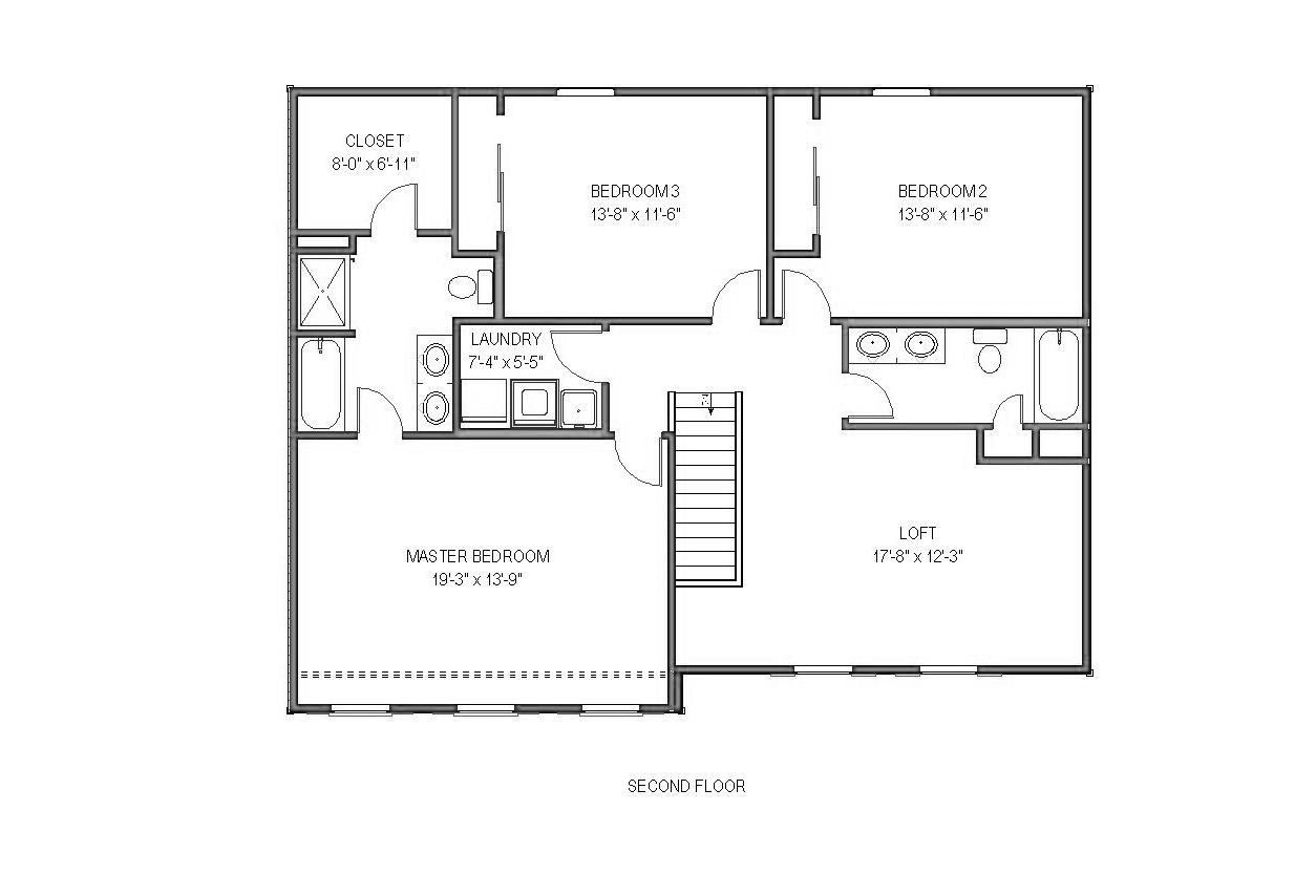 Madison Second Floor