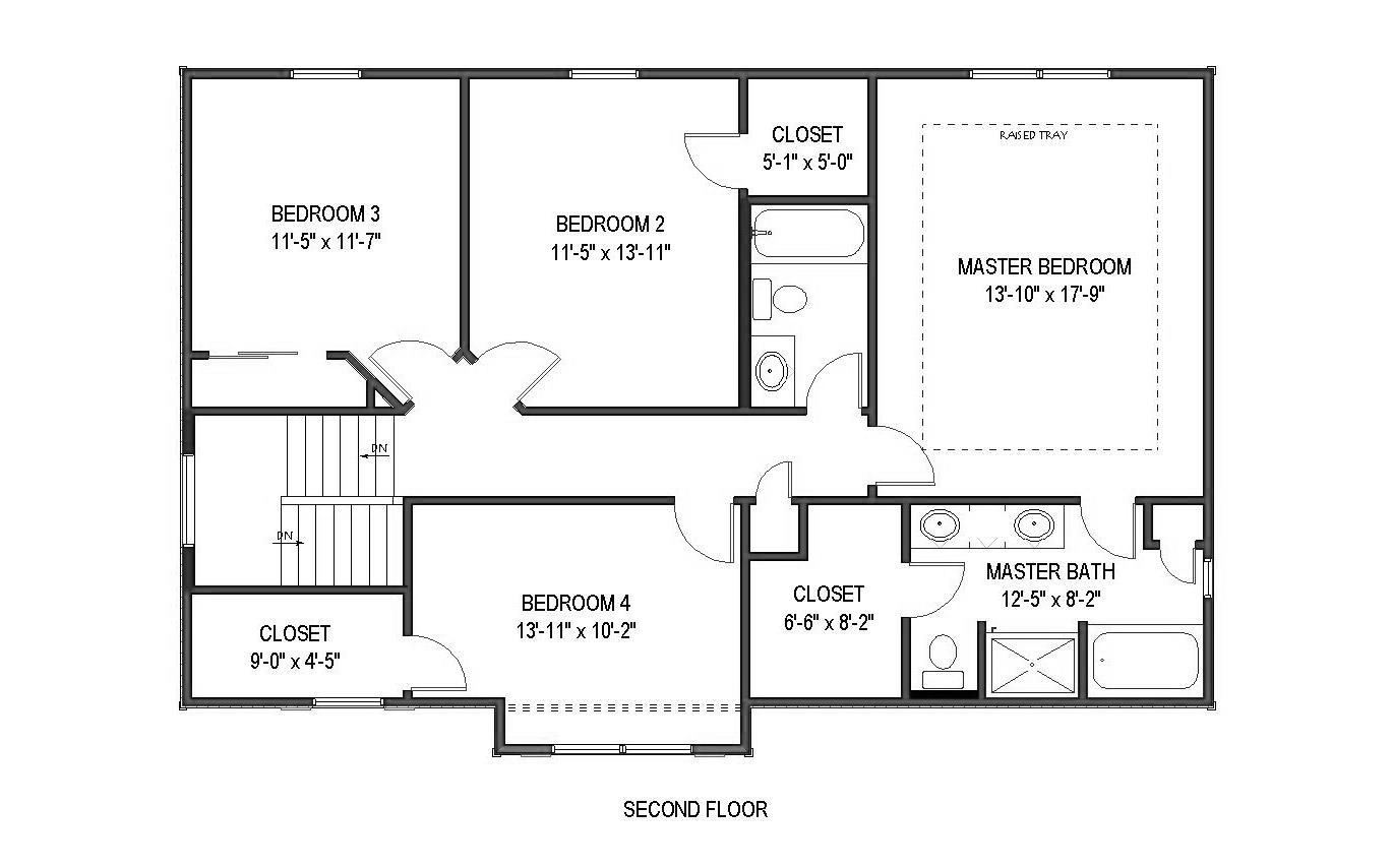 Stanton Second Floor