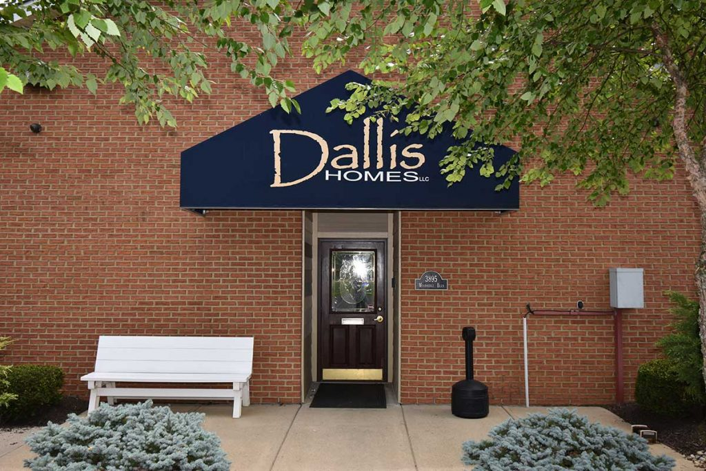 Dallis Designer Homes Office
